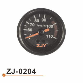 ZJ-0204 Water Temperarture Gauge