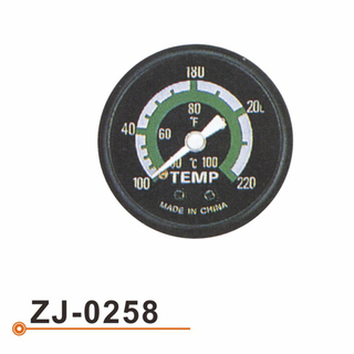 ZJ-0258 Water Temperarture Gauge